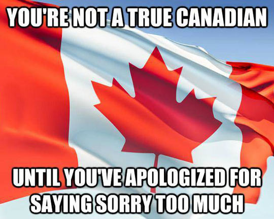 funny-Canadian-flag-apologized-sorry