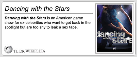 funny-Dancing-With-Stars-TL-DR-Wikipedia