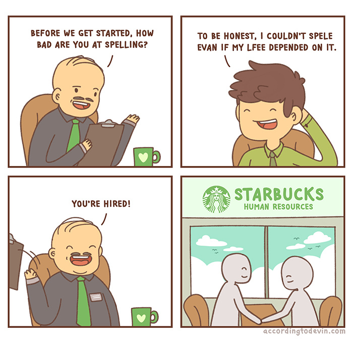 starbucks interview