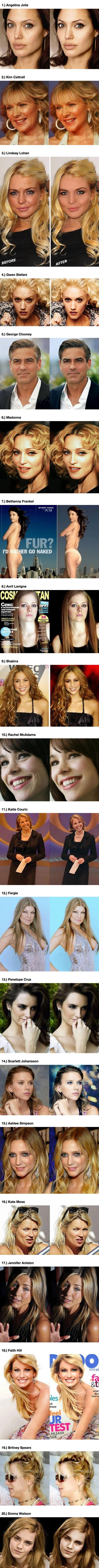 funny-celebs-photoshop-before-after
