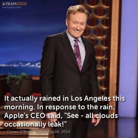 funny-conan-apple-cloud-leak-rain