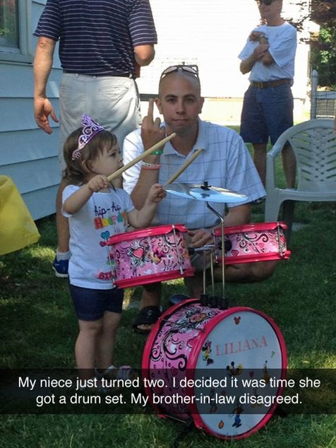 funny-drum-set-present-parents