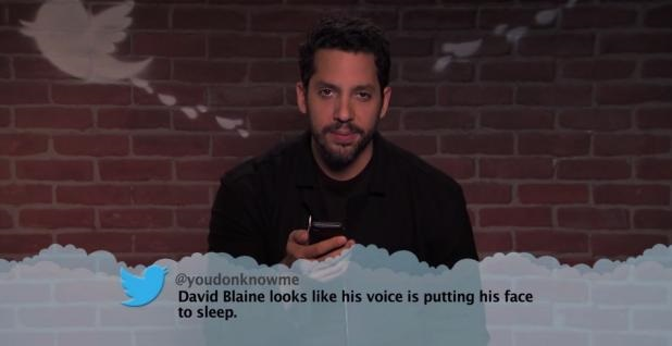 David Blaine Meme