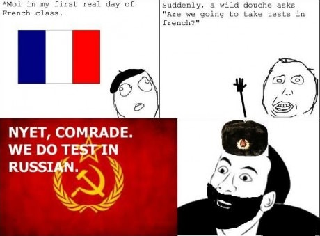 French Tests