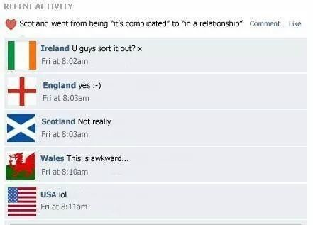english and scottish relationship