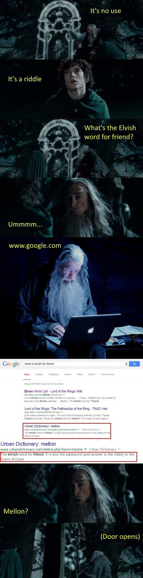 funny-lord-of-the-rings-google