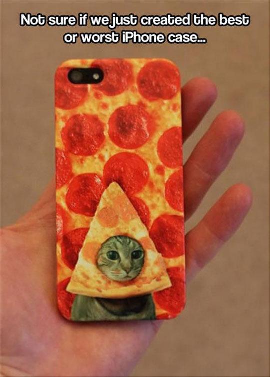 funny-phone-case-pizza-cat-face