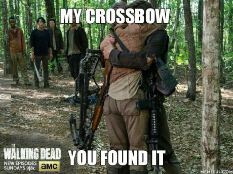 funny-walking-dead-daryl-crossbow