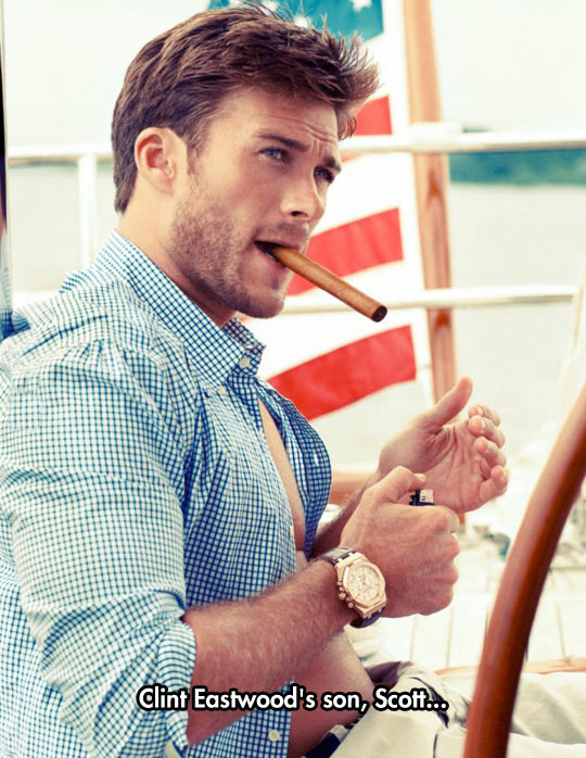 cool-Clint-Eastwood-son-Scott