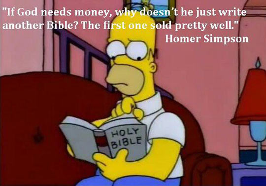 funny-Homer-Simpson-reading-Bible
