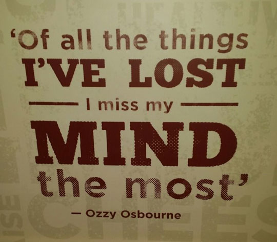 funny-Ozzy-Osbourne-quote-mind-lost