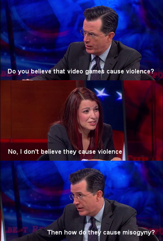 funny-Stephen-Colbert-interview-violence