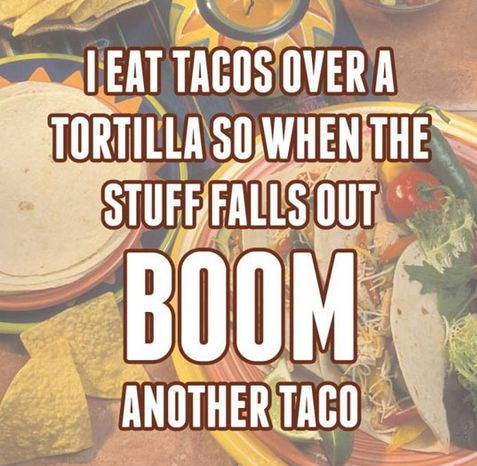 Funny Quotes About Tacos Quotesgram