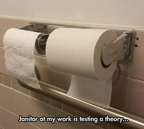funny-janitor-test-toilet-paper