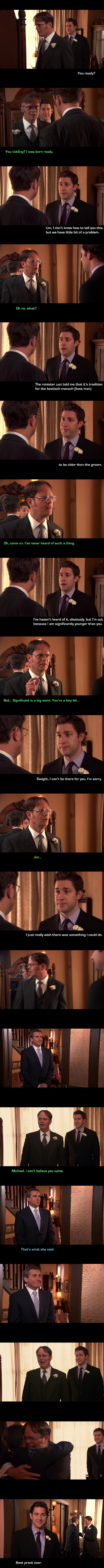 funny-office-dwight-jim-best-prank