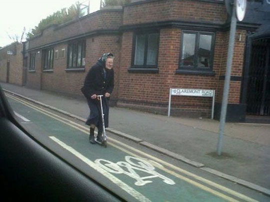 funny-old-woman-kick-scooter-street