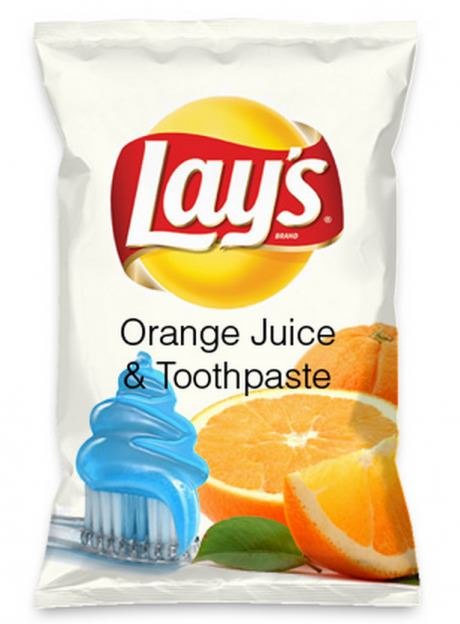 funny-orange-toothpase-lays