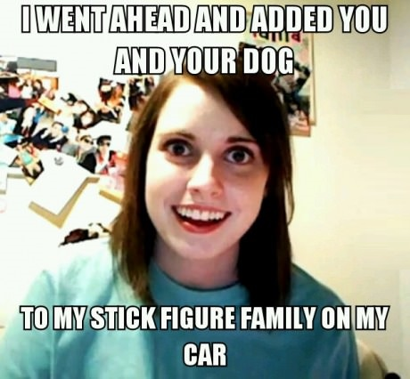 funny-overly-attached-girlfriend-dog-stick-family
