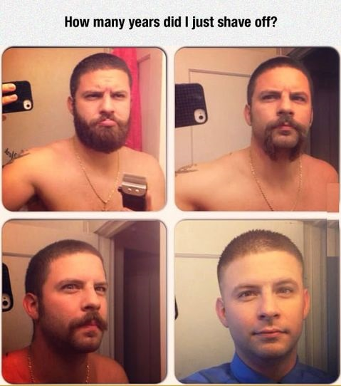 funny-shave-beard-before-after