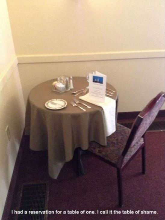 funny-table-for-one-shame