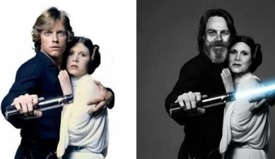funny-Carrie-Fisher-Mark Hamill-star-wars