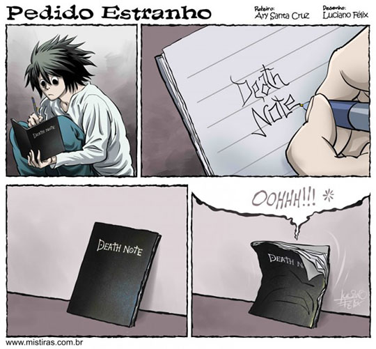 funny-Death-Note-book-comic-writing