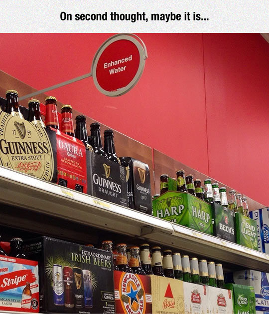 funny-beer-shelf-store-enhanced-water