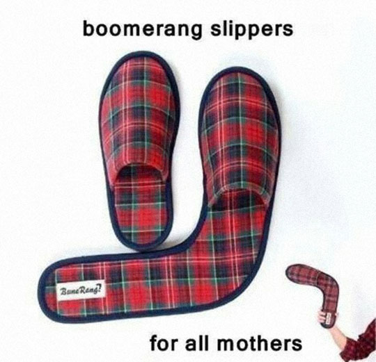 funny-boomerang-slippers-mother-punishment