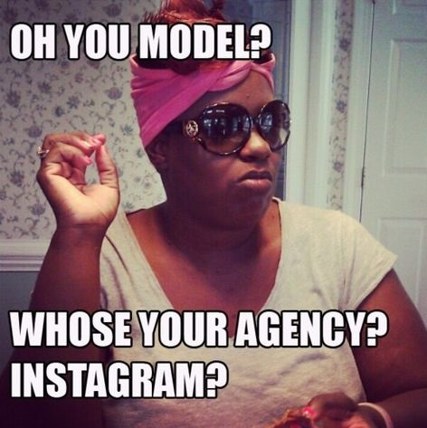 funny--model-agency-instagram