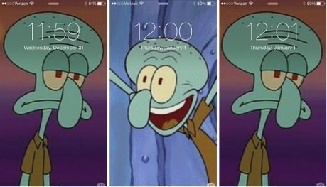 funny-new-year-night-squidward
