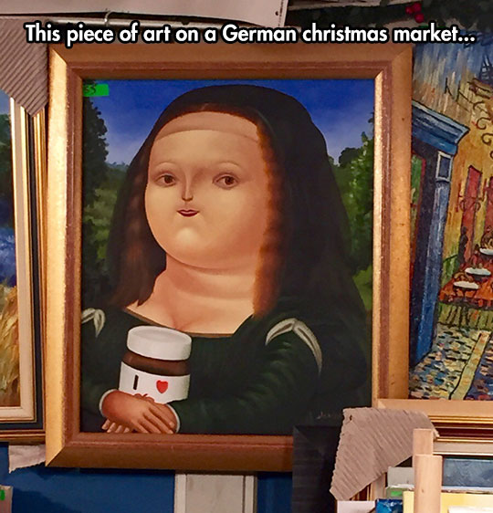 funny-painting-fat-Mona-Lisa-Nutella