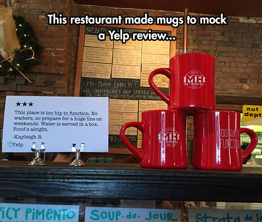 funny-restaurant-review-mug-counter