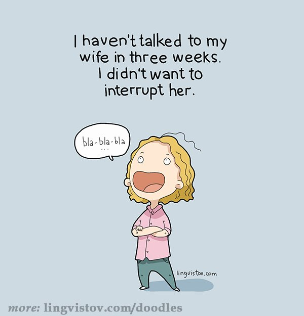 funny-wife-interrupt-woman