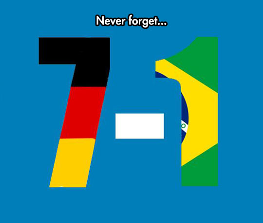 Brazil v Germany (2014 FIFA World Cup)