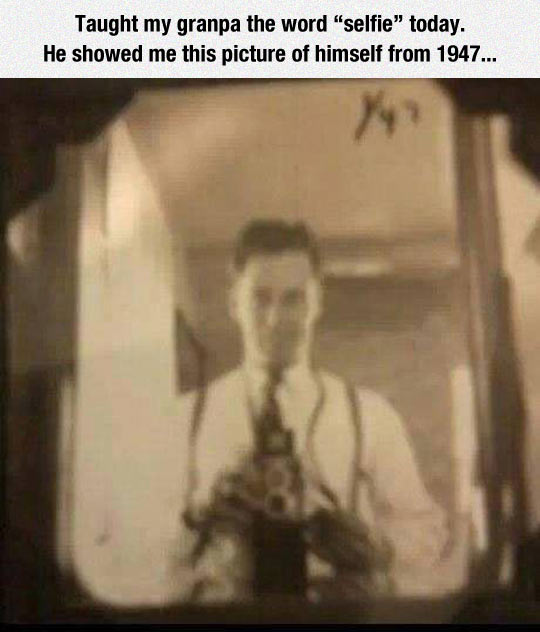funny-grandfather-selfie-old-camera