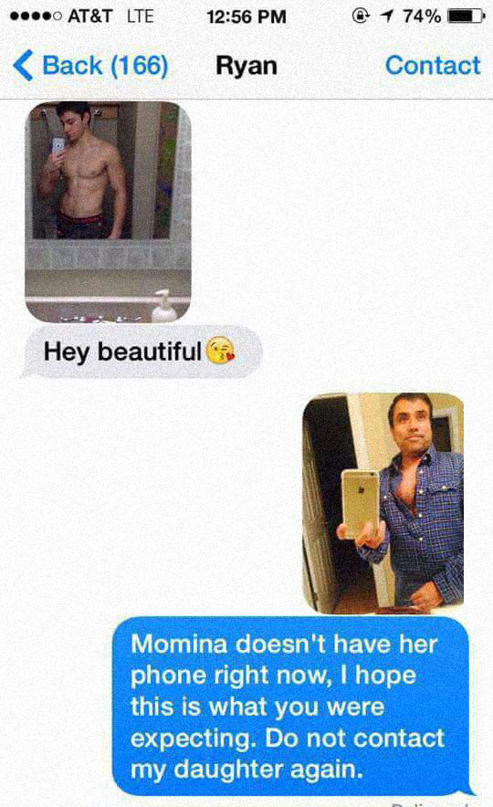funny-message-picture-dad-selfie