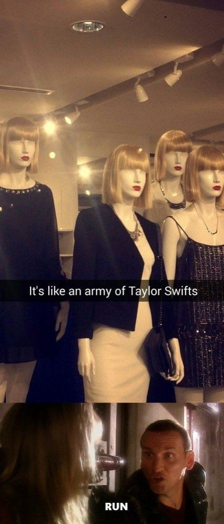 mannequins-taylor-swift-doctor-who