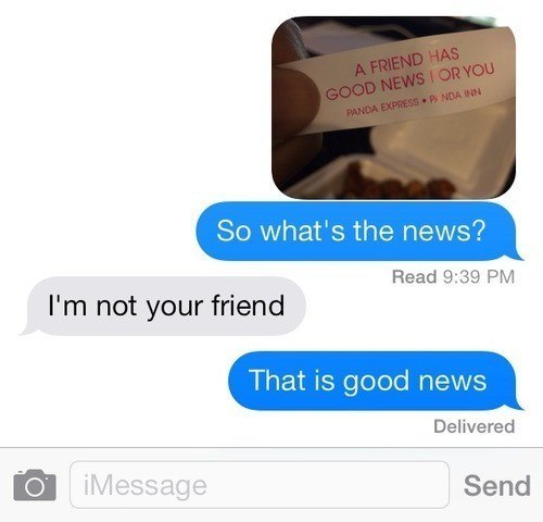 text-friend-news
