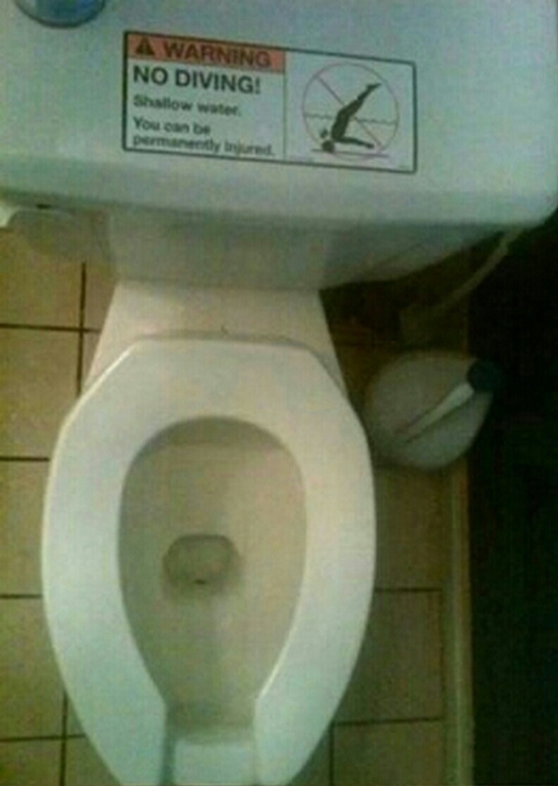 toilet-sign-no-diving