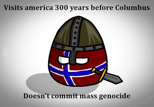funny-Norway-Columbus-war-soldier