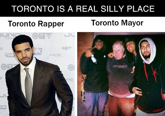 Everybody Knows Rob Ford