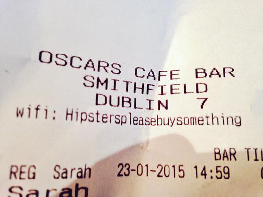 funny-WiFi-code-hipster-bar-ticket