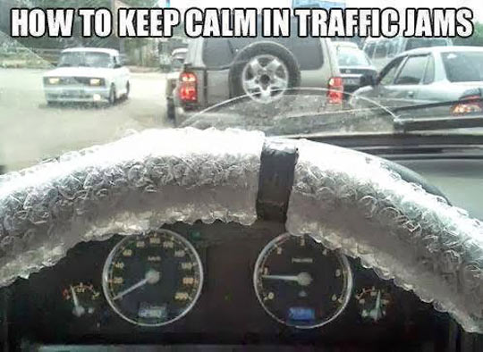 funny-steering-wheel-bubble-wrap