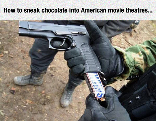 funny-theater-movie-weapon-chocolate