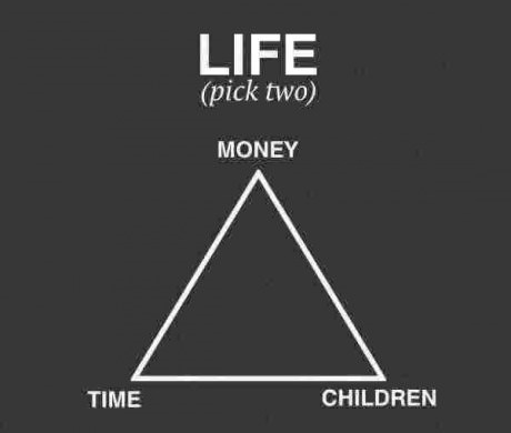 life-pick-two-money-time-children