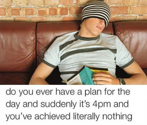 plan-day-lazy-nothing