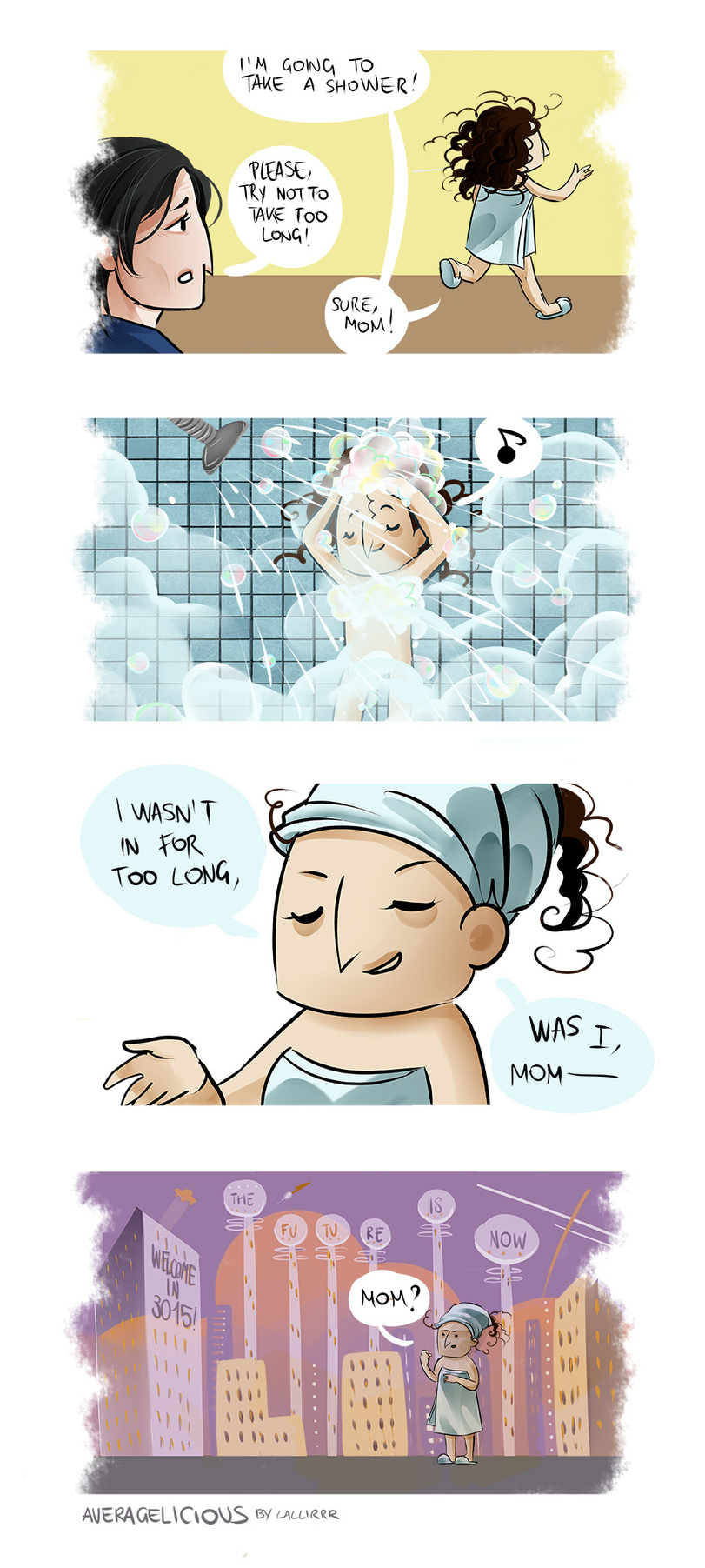 Averagelicious-comics-shower-time