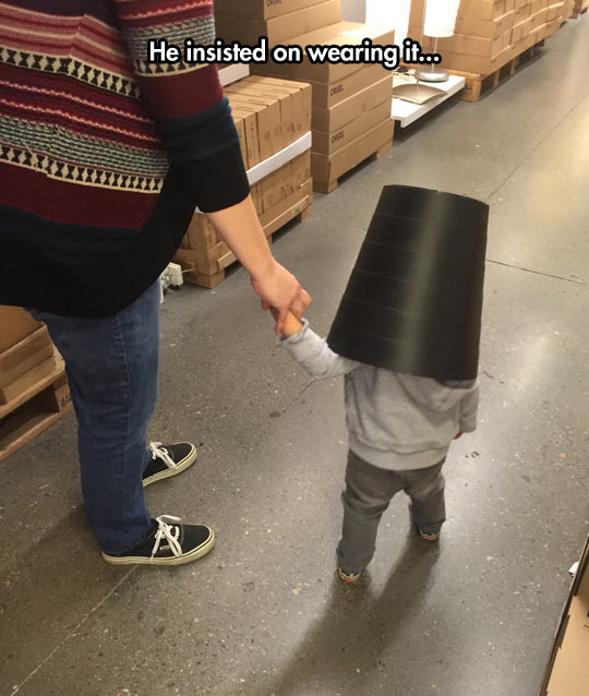 funny-bucket-head-baby-store-mother