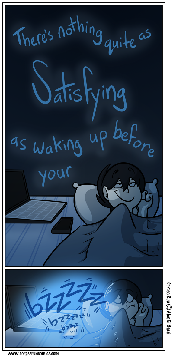 corpseruncomics-comics-wake-up-phone