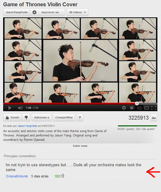 funny-YouTube-violin-cover-comment